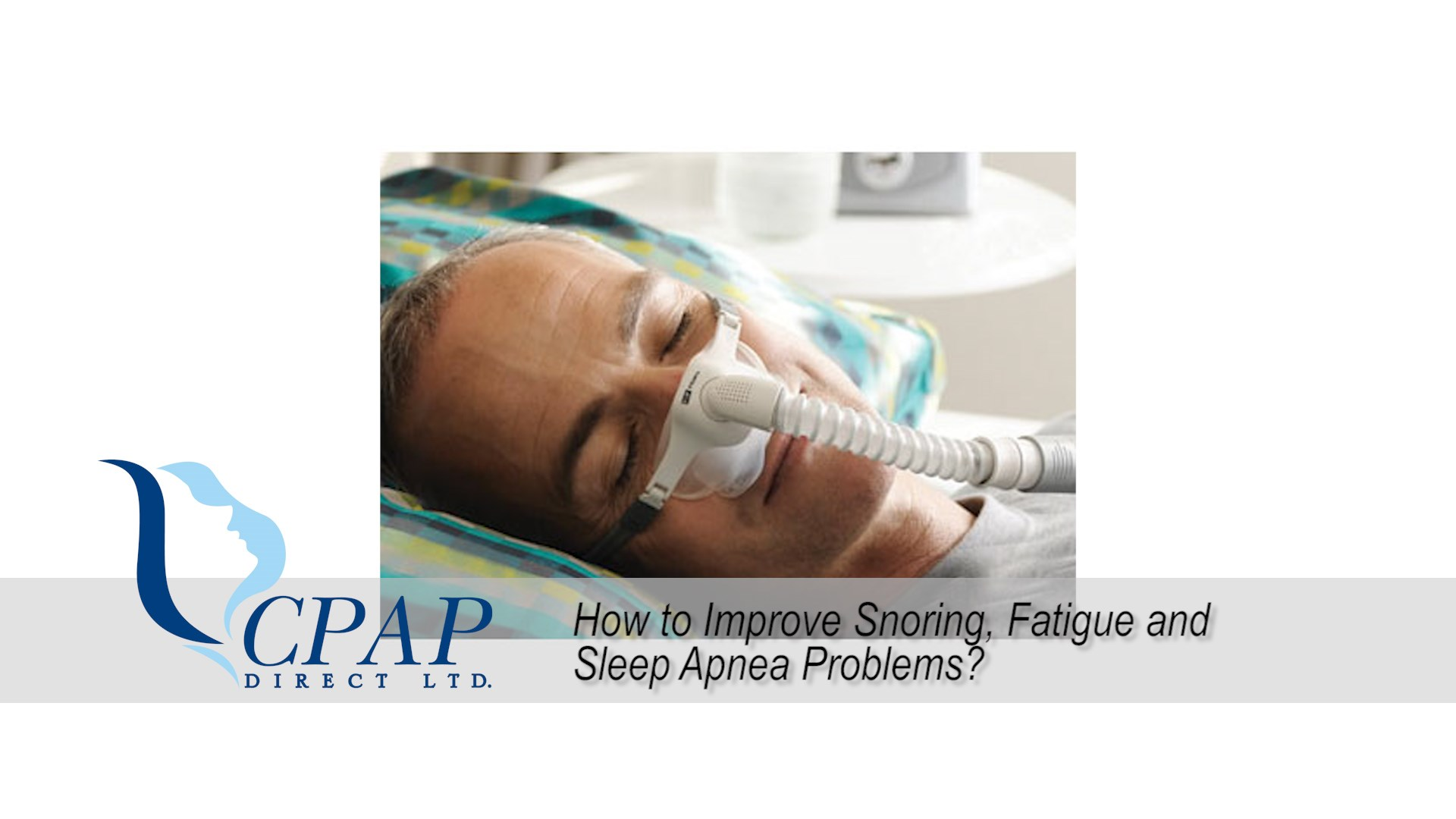 How to Reduce Snoring Fatigue and Sleep Apnea Problems